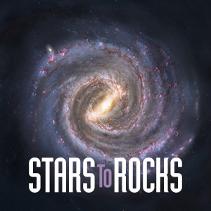 Stars to Rocks logo graphic