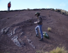 Field Geology in Perú